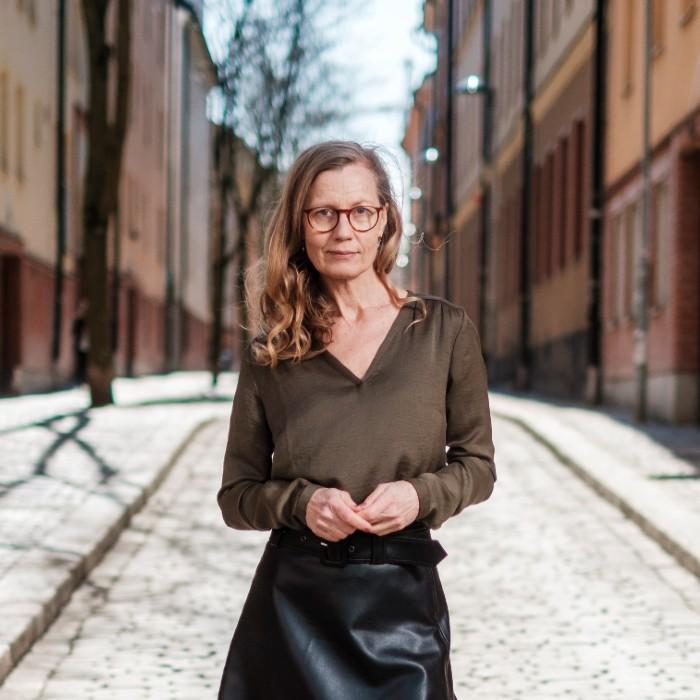 Eva Lyberg, Psykolog och Psykoterapeut